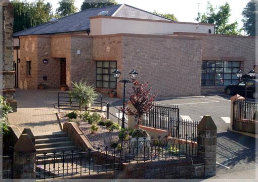 Pastoral Centre Exterior