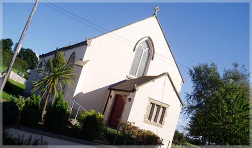 St Joseph's Church Magheragall